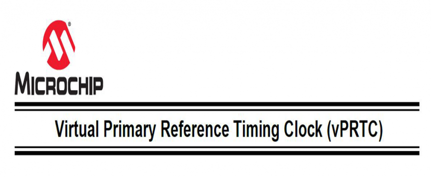 Microchip Virtual Primary Reference Time Clock