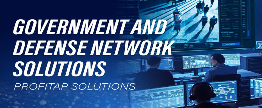 Government and Defense Network Monitoring Solutions