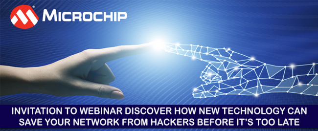 Invitation to Webinar Discover How New Synchronization Technology can  Save Your Network From Hackers Before It's Too Late!